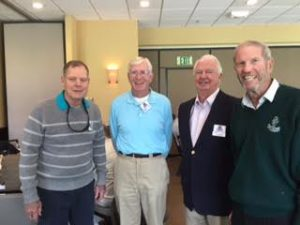 Charles Stedwell. Norm Jensen, Tim Lebeque,Ned Lawrence